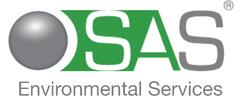 SAS logo - oil waste treatment services